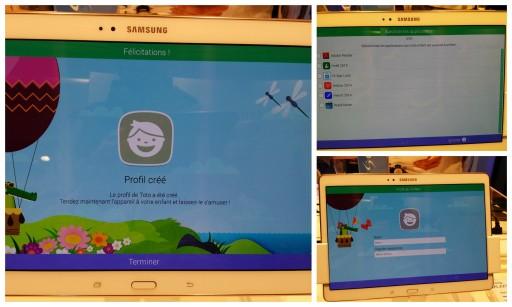 Galaxy Tab S - Samsung #8 - ExpressionsdEnfants