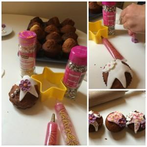 Nouveautés Vahiné : un atelier cupcakes