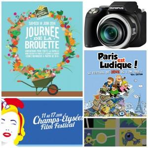 Qu'allons-nous faire à Paris (14-15juin)