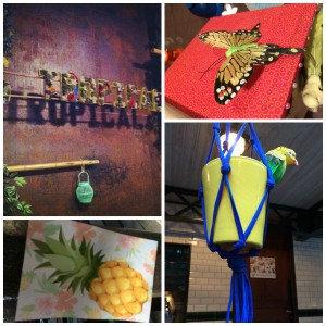 Truffaut Tropical Party : DIY à gogo