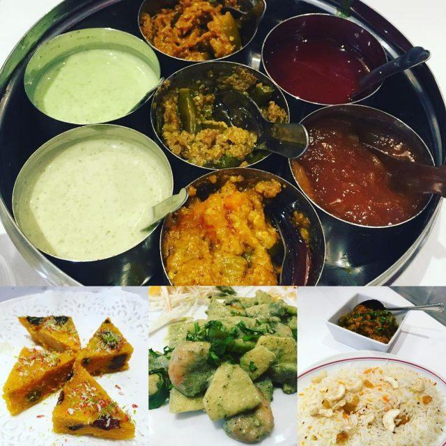 Djeuner indien bien agrable au kiraneindia avec lesdelicesdanais paris17 restaurantparishellip
