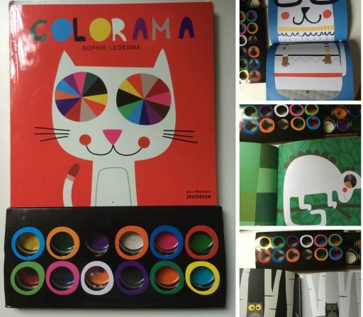 Colorama_La Martinière Jeunesse_livre_Expressionsdenfants