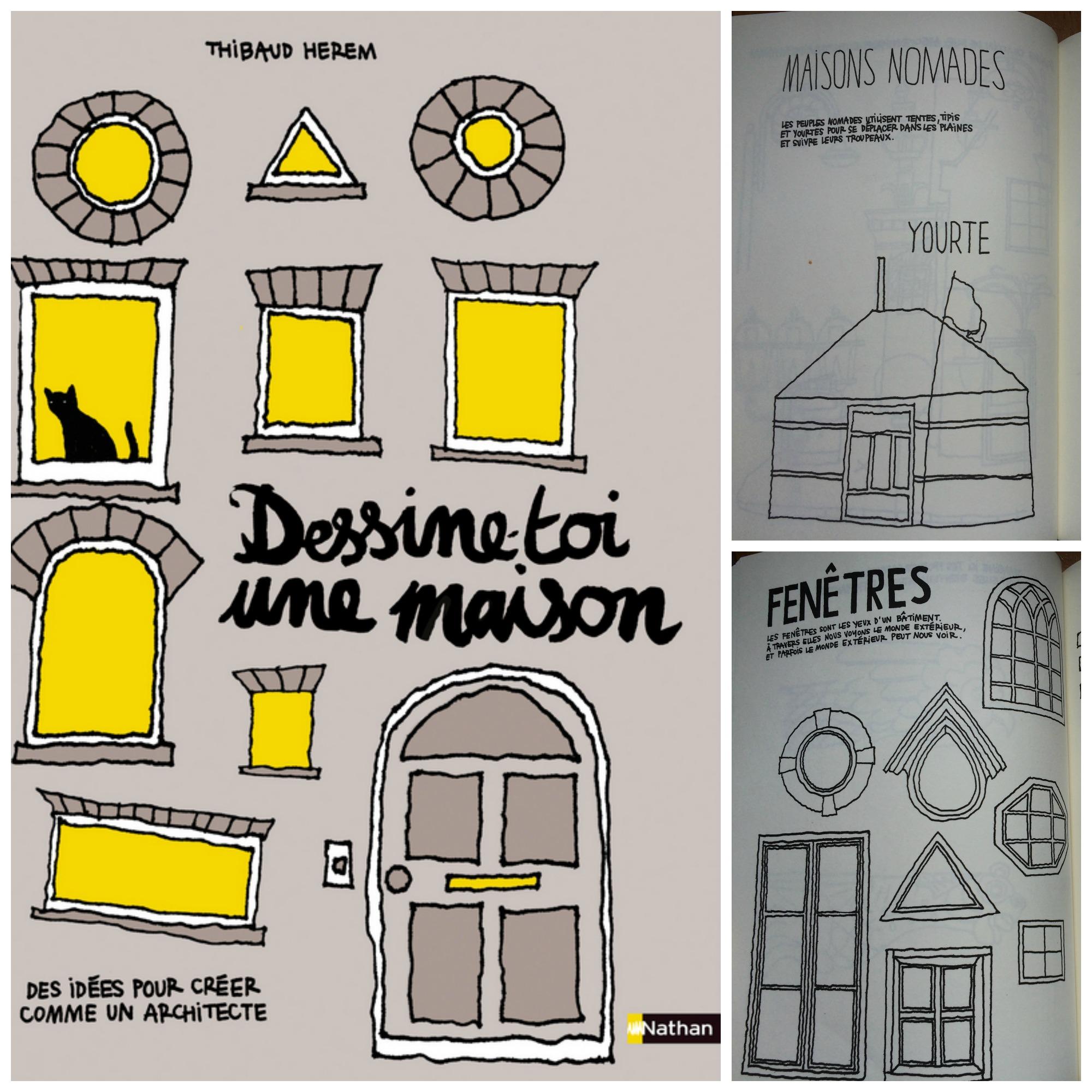 Br ves de blog livres d 39 enfants cet t expressions d for Apprendre a dessiner une maison