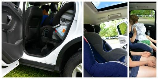 Ford Kuga - Défis installation Enfants - ExpressionsdEnfants