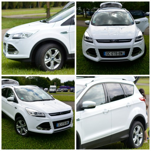 Ford Kuga - France Miniature - ExpressionsdEnfants