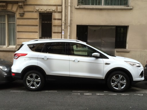 Ford Kuga - Paris - ExpressionsdEnfants