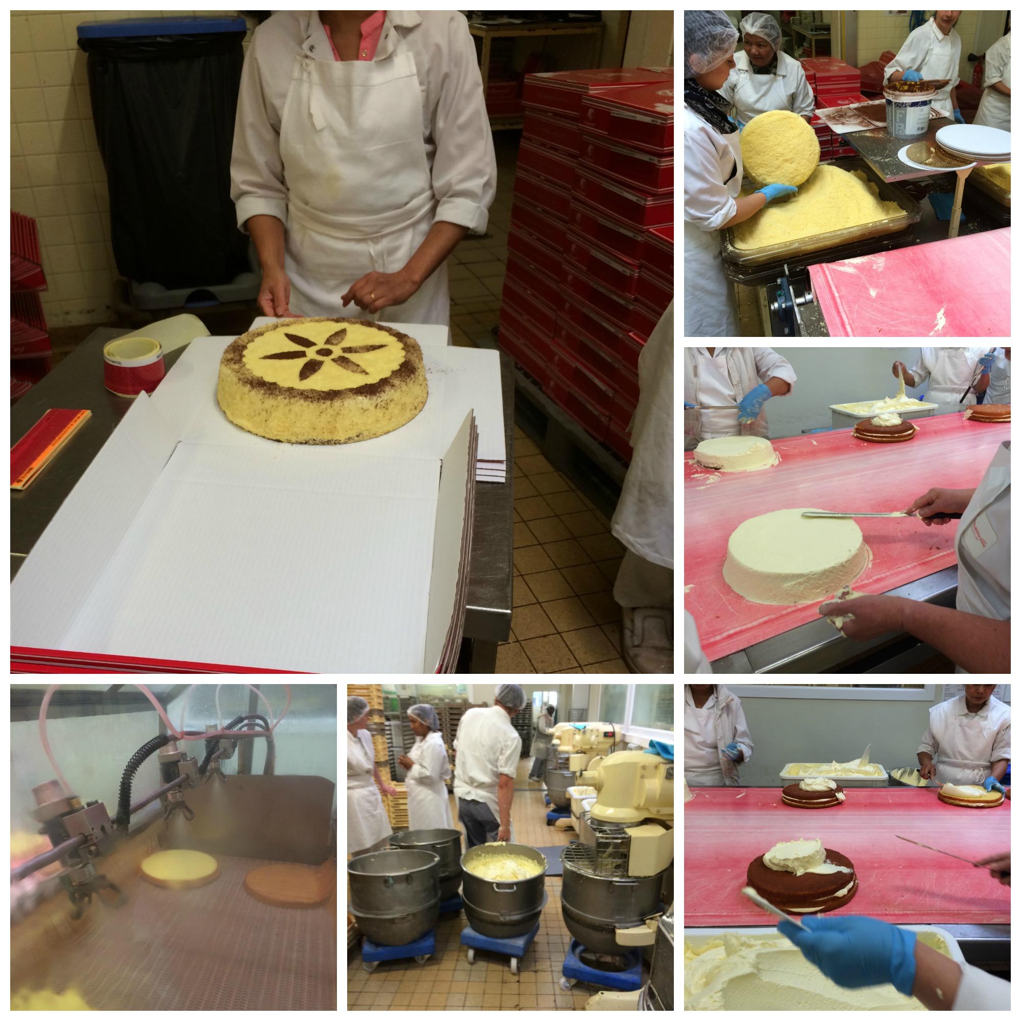 La Romainville, l\u0027artisan pâtissier