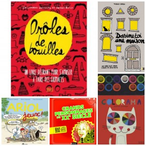Brèves de blog : livres d'enfants cet été