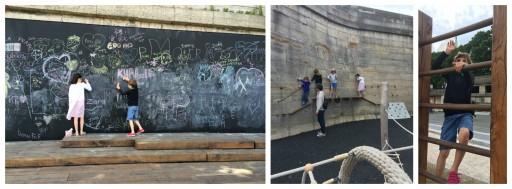 Paris cet ete - Berges de Seine 1 - ExpressionsdEnfants