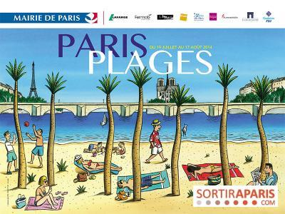 Paris cet ete - Paris Plage 2014 - ExpressionsdEnfants