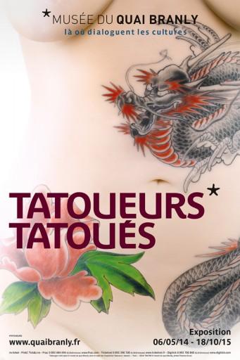 Paris cet ete - Tatoueurs Tatoués - ExpressionsdEnfants