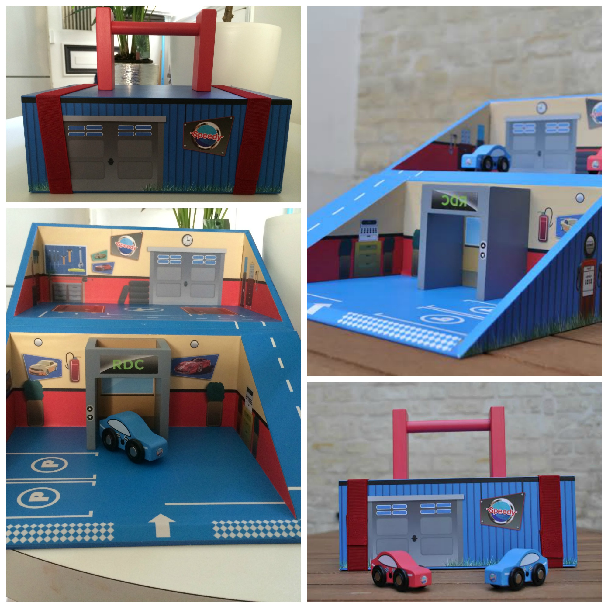 Speedy occupe les m canos cet t expressions d 39 enfants for Garage speedy paris