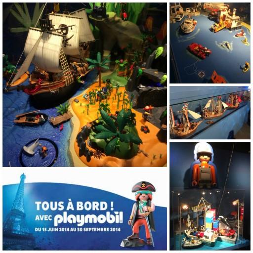 Tous à bord avec Playmobil_Aquarium de Paris_Expressionsdenfants