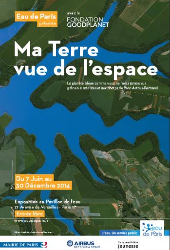Ma Terre vue de l'Espace - ExpressionsdEnfants  - Paris Automne 2014 -