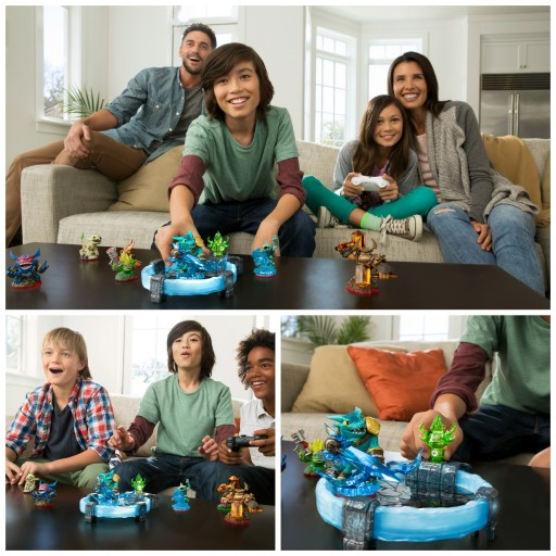 Skylanders Trap Team_Environment_Chompy Mountain_Expressionsdenfants