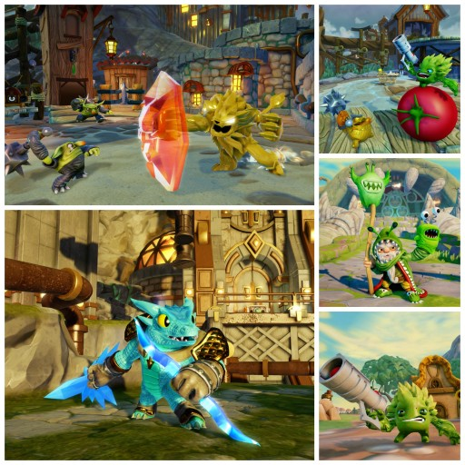 Skylanders Trap Team_personnages_Expressionsdenfants