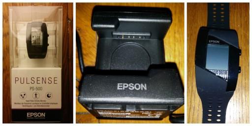 EPSON - PULSENSE PS-500 - ExpressionsDenfants - 1