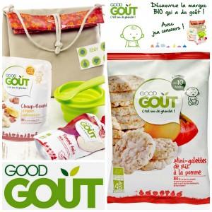 Good Goût, bio et bon pour bébé [+Concours]