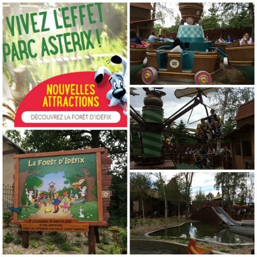 Parc Asterix - Foret Idefix - Une - ExpressiondEnfants