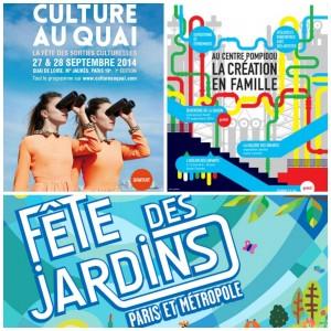 Qu'allons-nous faire à Paris 27 28 sept