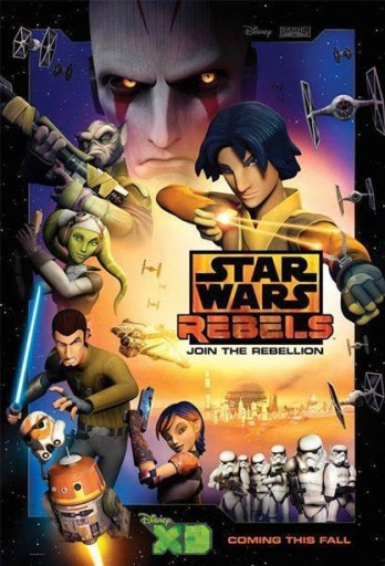 Star Wars Rebels_Affiche_Expressionsdenfants