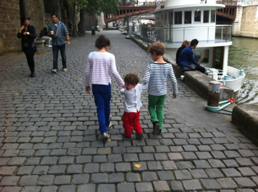 3 enfants_Ma tribu3_Expressionsdenfants