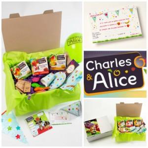 Charles & Alice - Kit Anniversaire Une - ExpressionsdEnfants