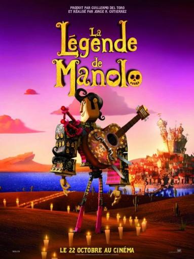 La légende de Manolo_Affiche_Expressionsdenfants