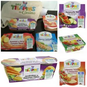 Les Tilapins, petits plats des 0-3ans [+Concours]