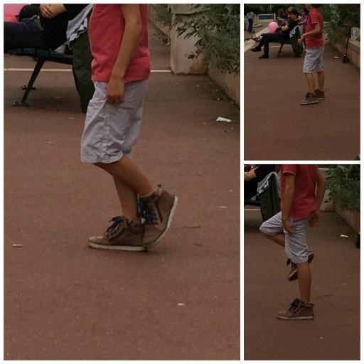 Noel_Chaussures foot_Expressionsdenfants