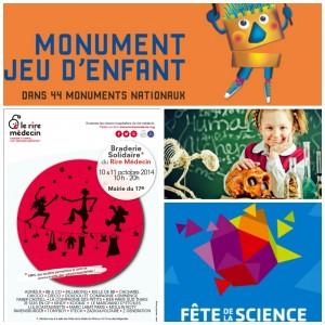 Qu'allons-nous faire à Paris (11 et 12 octobre)