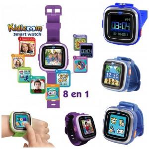 Kidizoom Smart Watch, la 8 en 1 de VTech