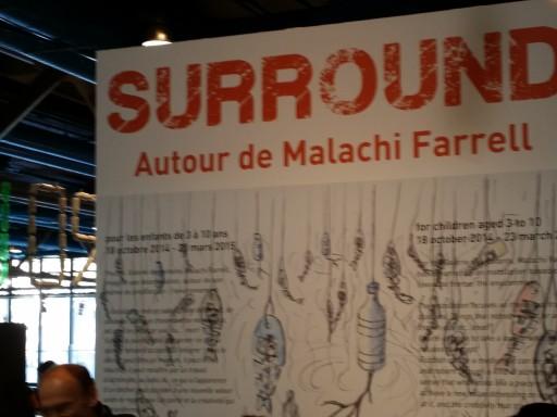 Malachi FARREL - #1 - ExpressionsdEnfants - Centre Pompidou  - Paris Automne 2014 -