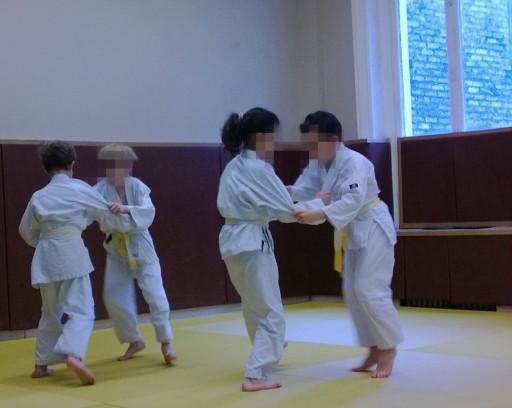 Arts martiaux_Quais sur seine_Expressionsdenfants