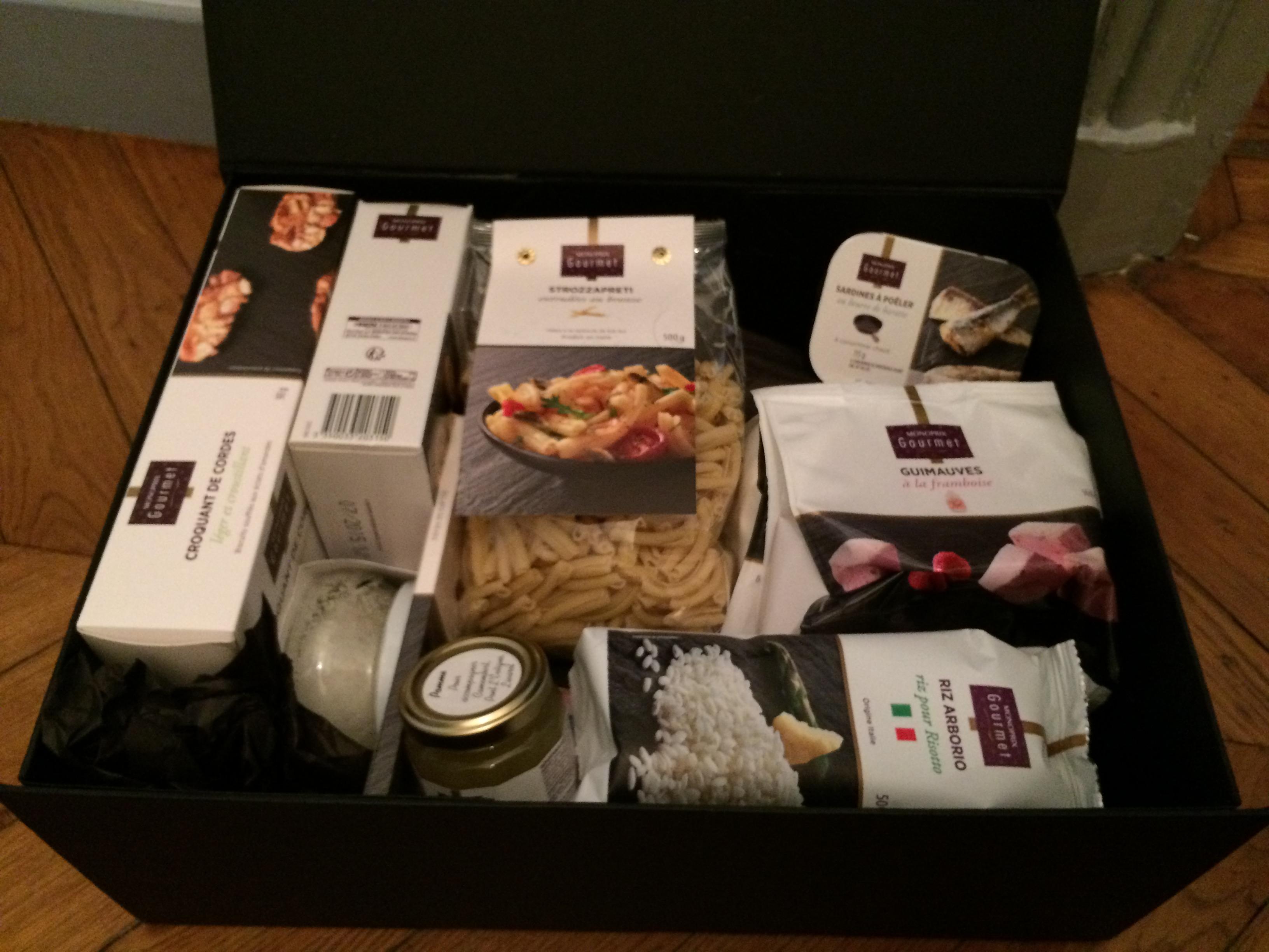 La Box Monoprix Gourmet [+Concours]