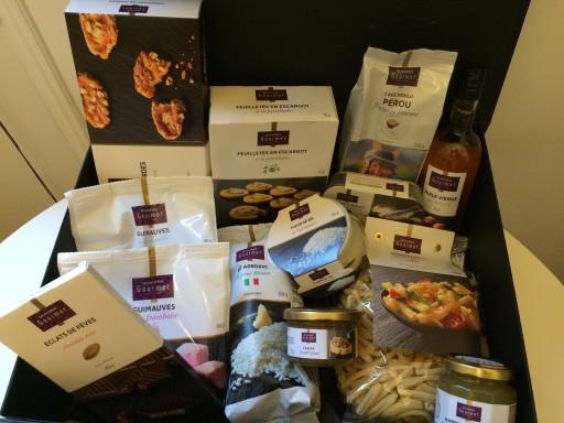 Box Monoprix Gourmet_Concours_Expressionsdenfants