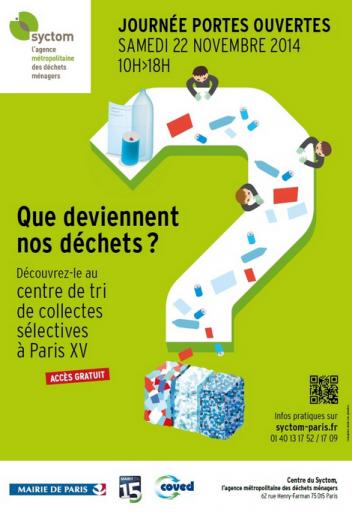 Journée Portes Ouvertes _Centre de tri du Syctom_Paris_Expressionsdenfants