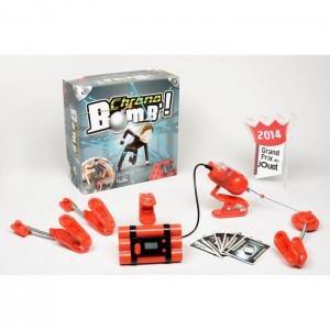 Chrono Bomb', le jeu des agents secrets