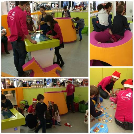 4 Temps_ Espace Enfants_Shopping_Expressionsdenfants