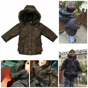 Berlingot, sa douce parka contre le froid