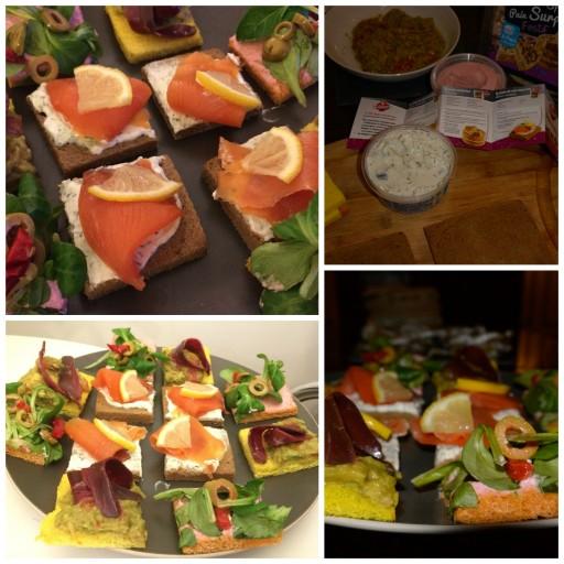 Défit culinaire_La Boulangère_Toasts_Expressionsdenfants