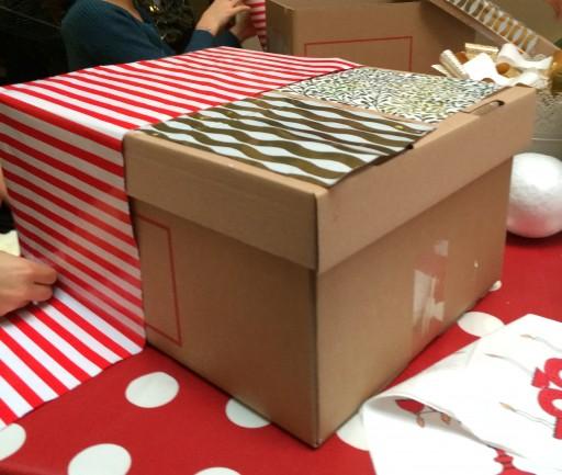 Noel Magique_Ikea_Doolittle_Boîte carton_Expressionsdenfants