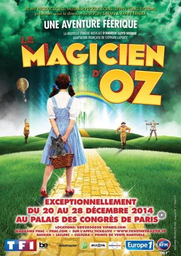 Le Magicien d'Oz_Affiche_Expressionsdenfants