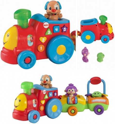Le Petit Train de Puppy_Fisher Price_petits_Expressionsdenfants