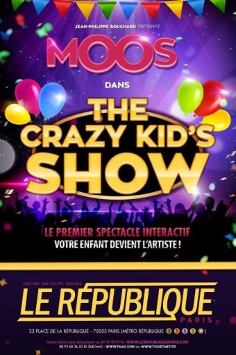 The Crazy Kid's Show_Expressionsdenfants