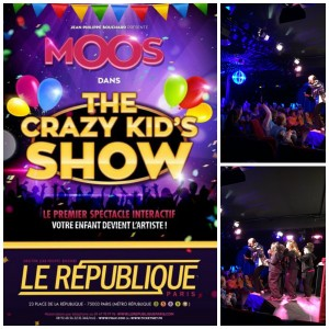 The Crazy Kid's Show, ça balance!