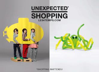 4 Temps_ Affiche_Espace Enfants_Shopping_Expressionsdenfants