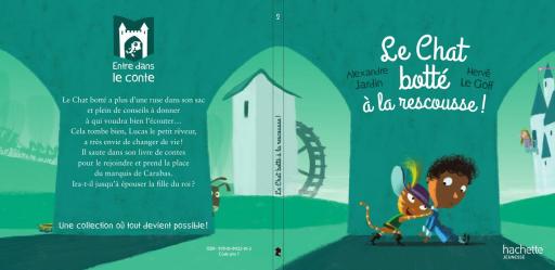 Le Chat botté_conte_Mac Donald's_Alexandre Jardin_Expressionsdenfants