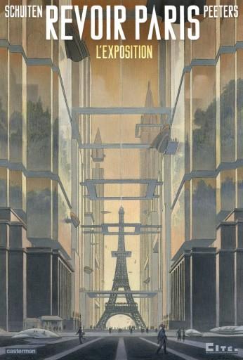 Paris Hiver 2015 - Revoir Paris - Expressions d'Enfants - Cité de l'Architecture