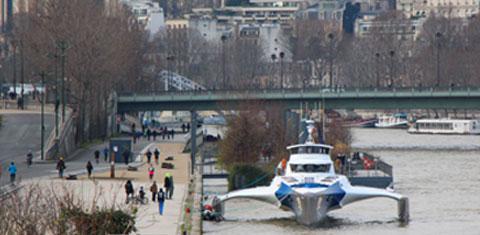 Paris Hiver 2015 - SEA-SHEPHERD2 - Les Berges de Paris - Expressions d'Enfants